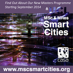 OUR NEW MSc COURSE